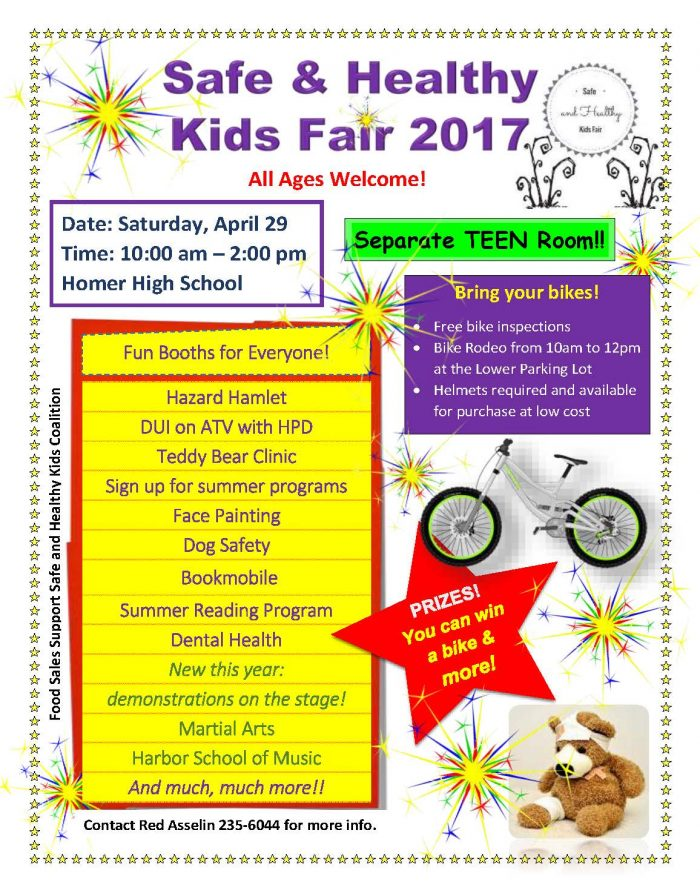Safe & Healthy Kids Fair