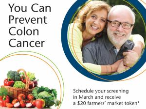 You Can Prevent Colon Cancer South Peninsula Hospital