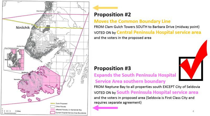 Boundary Lines To Be Decided At The Ballot Box South Peninsula